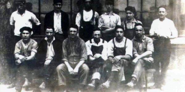 Operai Ditta Palmieri – 1940